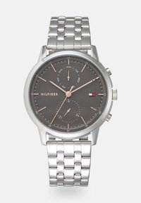 Tommy Hilfiger - EASTON - Watch - silber-coloured - 0