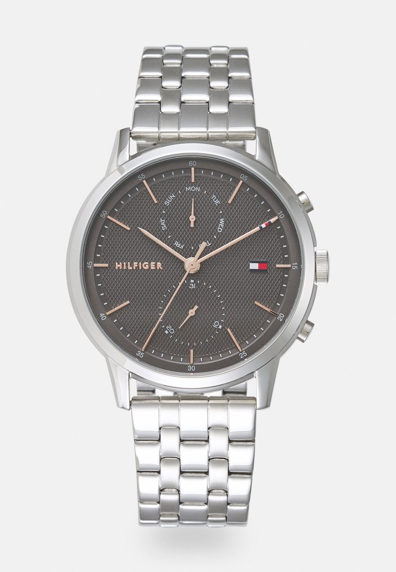 Tommy Hilfiger - EASTON - Watch - silber-coloured
