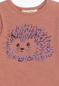 Soft Gallery - FRANNIE HEDGY - Print T-shirt - tawny orange - 3