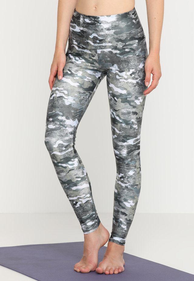 HIGH RISE LONG LEGGING - Leggings - prey