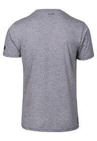 Spitzbub - JULIUS - Print T-shirt - grey - 1