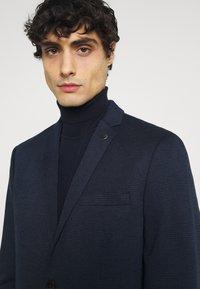 Selected Homme - SLHSLIM JOHN - Sako - dark blue/black - 3