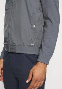 Puma Golf - ARNIE BOMBER JACKET - Training jacket - iron gate - 4