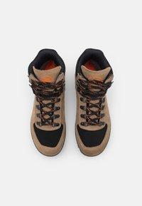 Mammut - YATNA II HIGH GTX WOMEN - Hiking shoes - dark safari/black - 3