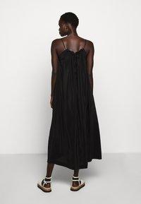Rika - MALIBUDRESS - Vestido largo - black - 2