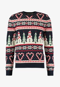 Pier One - Jumper - navy - 4