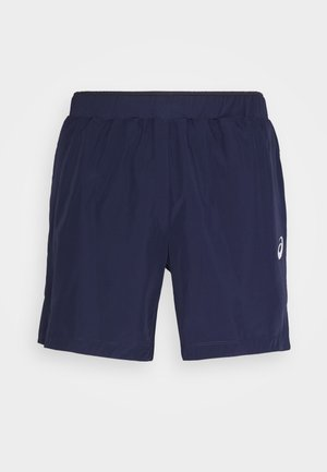 CLUB SHORT - Pantalón corto de deporte - peacoat/graphite grey