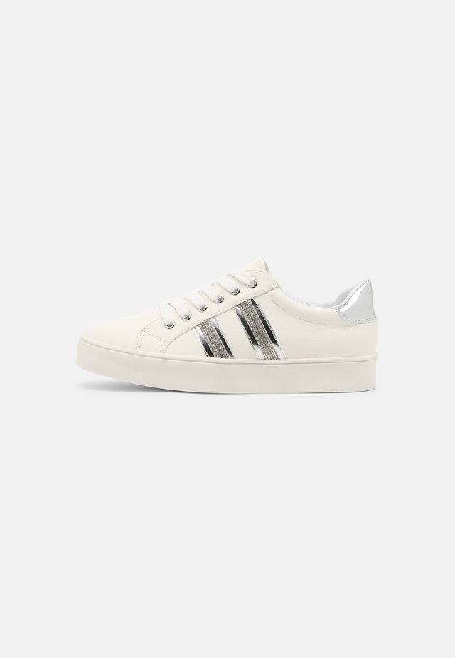 IMPACT BLING PANEL TRAINER - Zapatillas - white