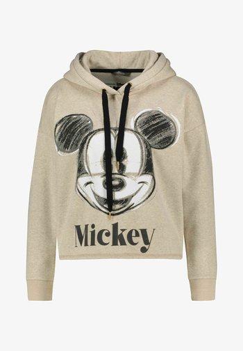 MICKEY - Hoodie - sand