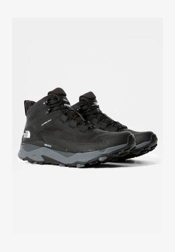M VECTIV EXPLORIS MID FUTURELIGHT - Hiking shoes - tnf black/zinc grey