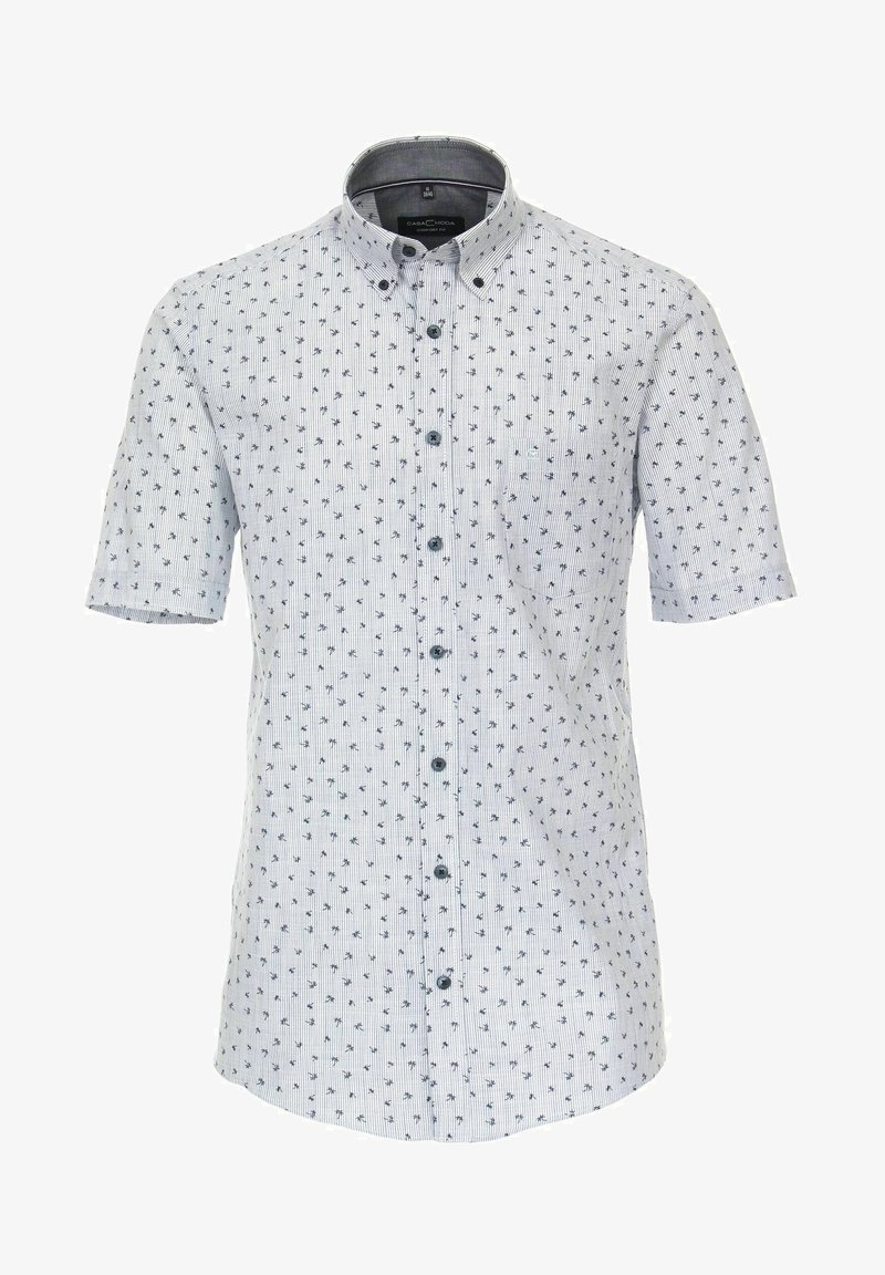 Casamoda - COMFORT FIT  - Shirt - blau