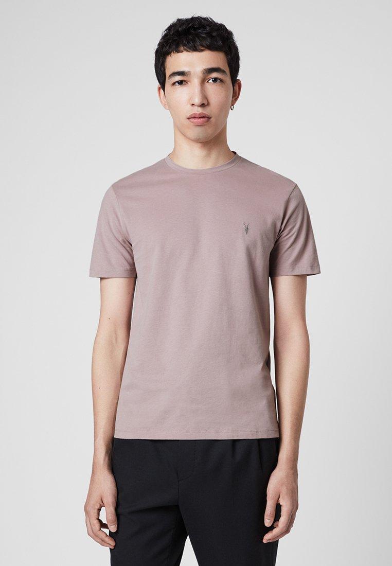 AllSaints - BRACE - Basic T-shirt - mauve