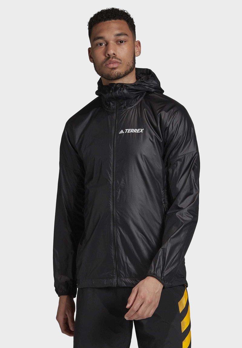 adidas Performance - Sports jacket - black