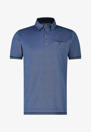 Poloshirt - cobalt/mid-blue