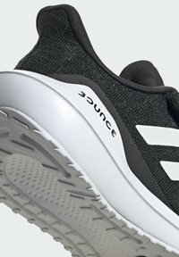 adidas Performance - EQ21 RUN - Neutral running shoes - black/white