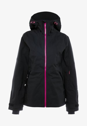 THUNDERBOLT SHELL - Snowboard jacket - blackout