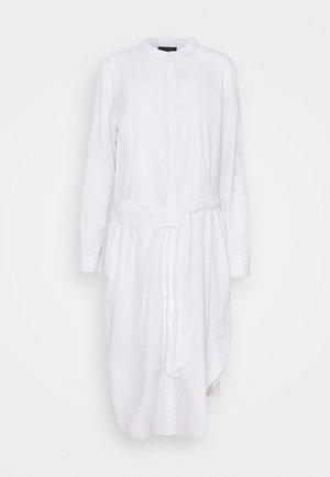 SHIRTDRESS SOLID - Robe chemise - vwhite