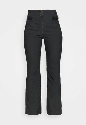 BORJA - Zimní kalhoty - black