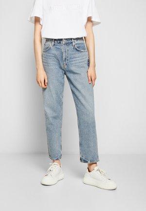 MARLEE - Straight leg jeans - fling/light indigo