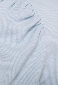 Pieces - PCANNA  - T-shirts - kentucky blue - 2