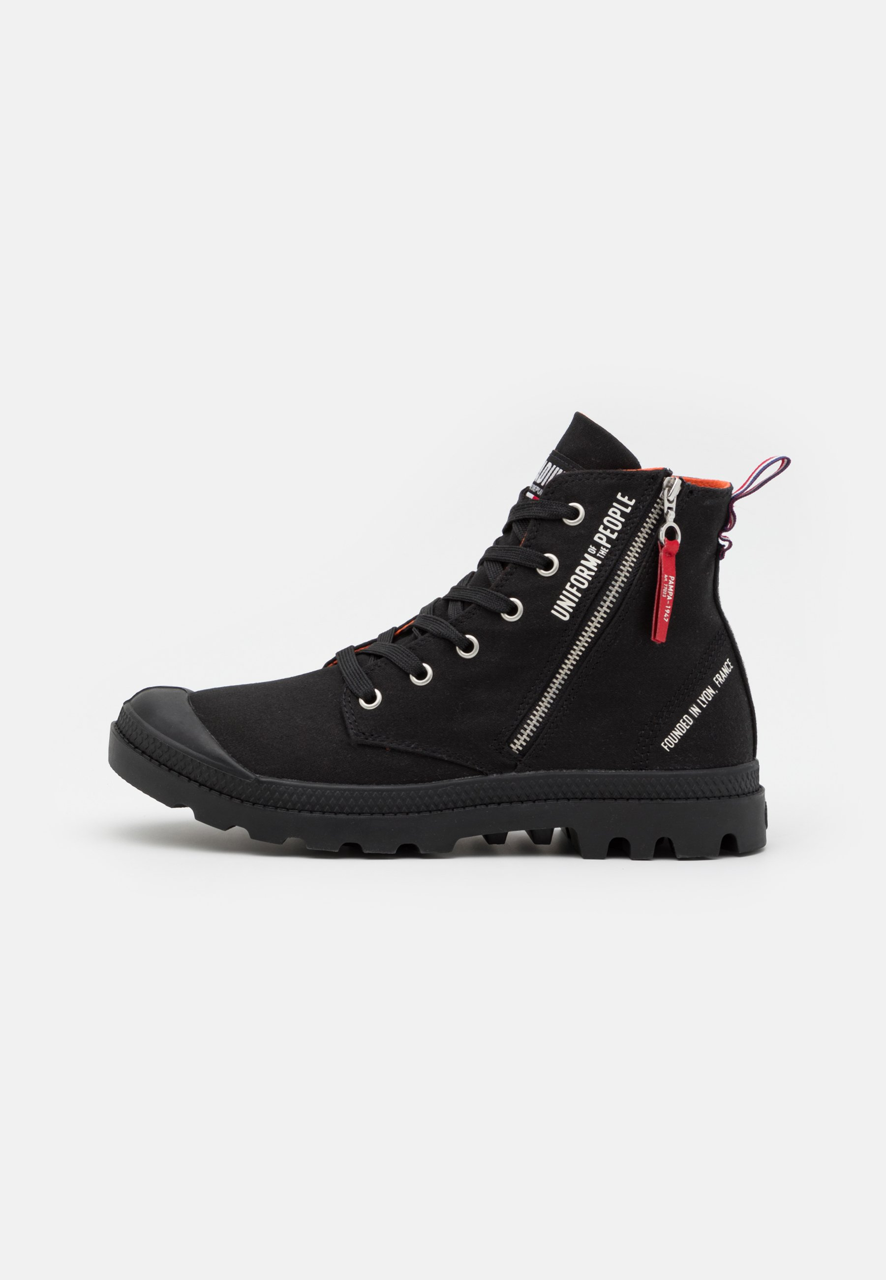 Women PAMPA OUT UNISEX - High-top trainers