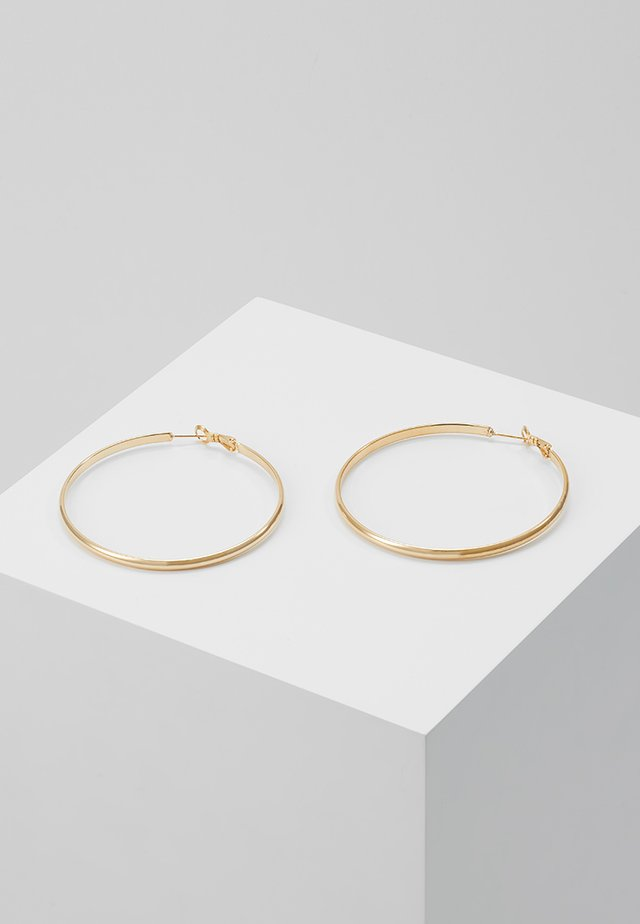 CREOLEN VALEA - Earrings - gold-coloured