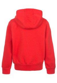 Nike Performance - TEAM CLUB KINDER - Training jacket - university red/football white - 1