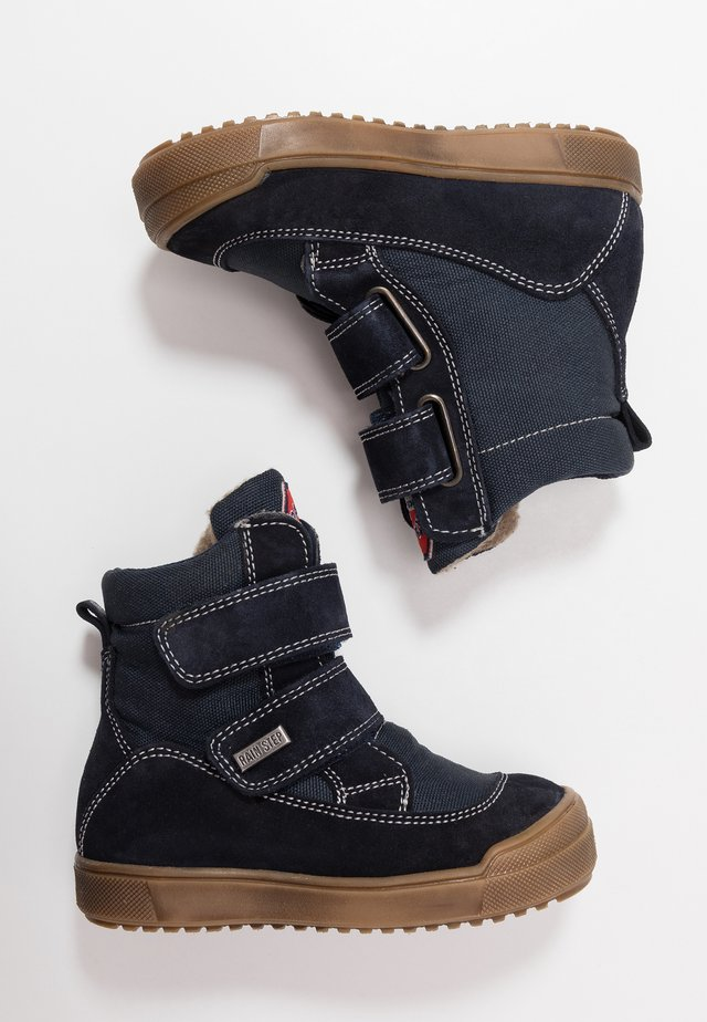 MIEN - Snowboots  - blau
