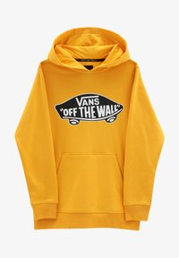 Vans - BY OTW PULLOVER FLEECE BOYS - Hoodie - saffron - 2