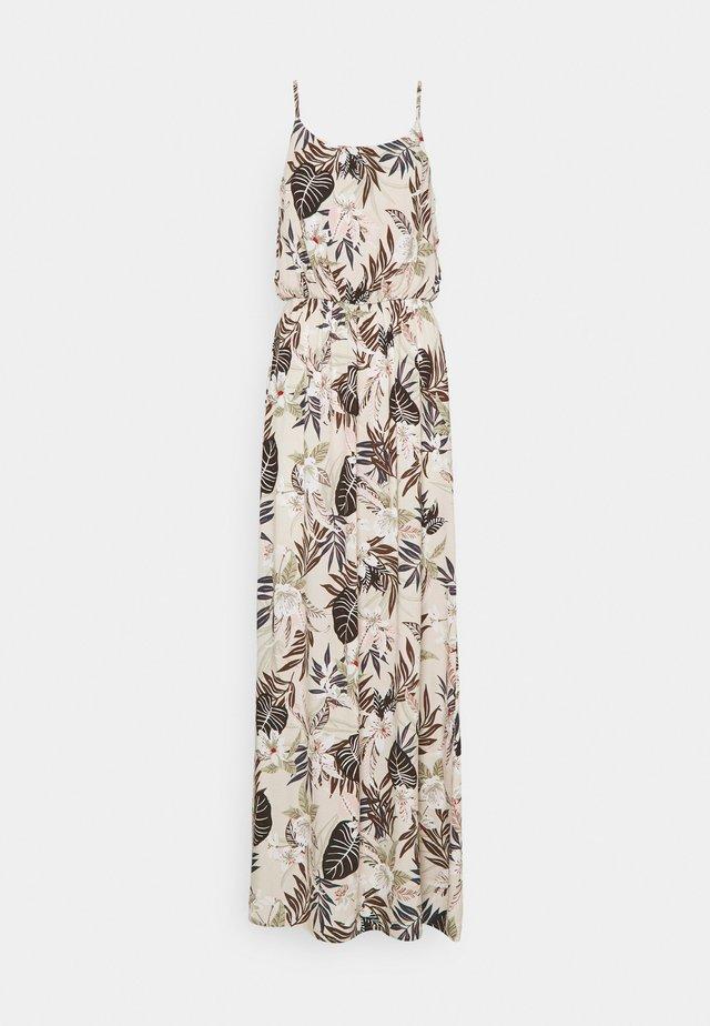 ONLNOVA LIFE STRAP DRESS  - Maxi-jurk - pumice stone