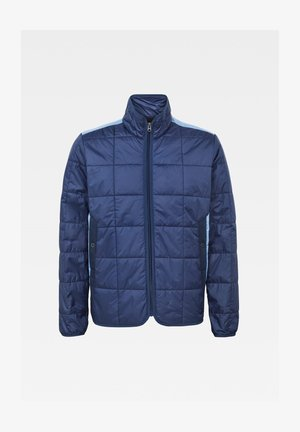 LIGHTWEIGHT QUILTED - Jas - imperial blue