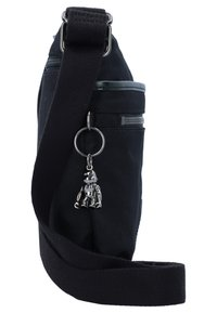 Kipling - ARTO - Across body bag - rich black - 3