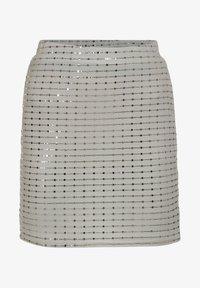 myMo at night - Mini skirt - weiss - 4