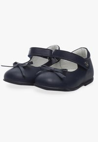 Naturino - NATURINO BALLET - Ankle strap ballet pumps - blue - 2