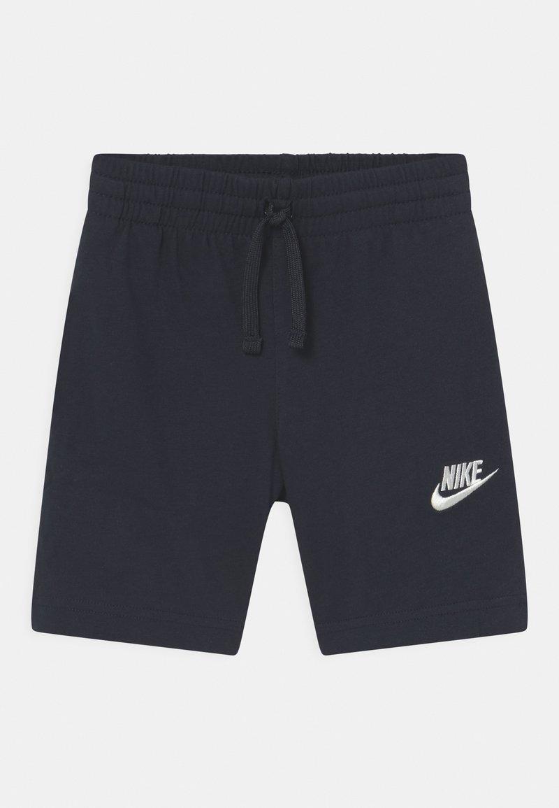 Nike Sportswear - CLUB - Träningsbyxor - obsidian