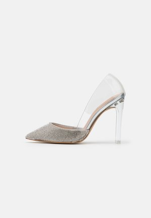 VIOLETTA - Classic heels - silver