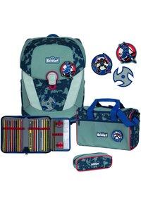 Scout - SUNNY II SET - Schooltas - blue ninja - 1