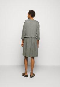 Libertine-Libertine - CURL - Žerzejové šaty - anthracite - 2