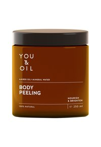 YOU & OIL - BODY PEELING - Lichaamsscrub - - - 1