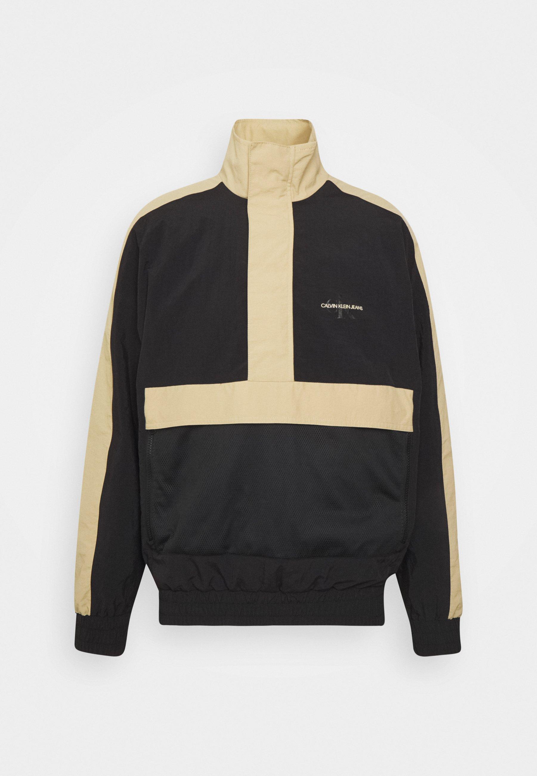 Men COLOR BLOCK POP OVER JACKET - Summer jacket