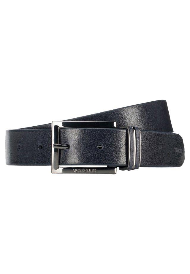 Belt - marineblau