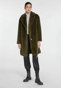 SET - Classic coat - ivy green - 1