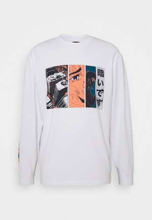 THOMAS - Longsleeve - white