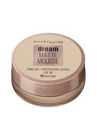 Maybelline New York - DREAM MATTE MOUSSE MAKE-UP - Foundation - 26 honey beige - 1