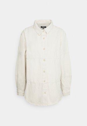 Skjorte - cream