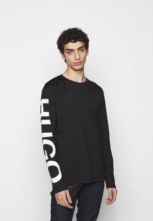 DEMEOS - Long sleeved top - black