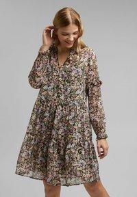 edc by Esprit - Day dress - Khaki - 0