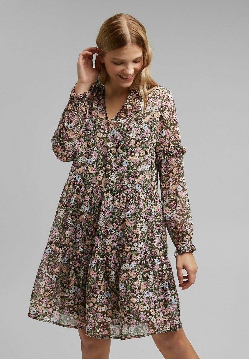 edc by Esprit - Day dress - Khaki