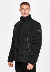 National Geographic - RE-DEVELOP - Winter jacket - black - 0