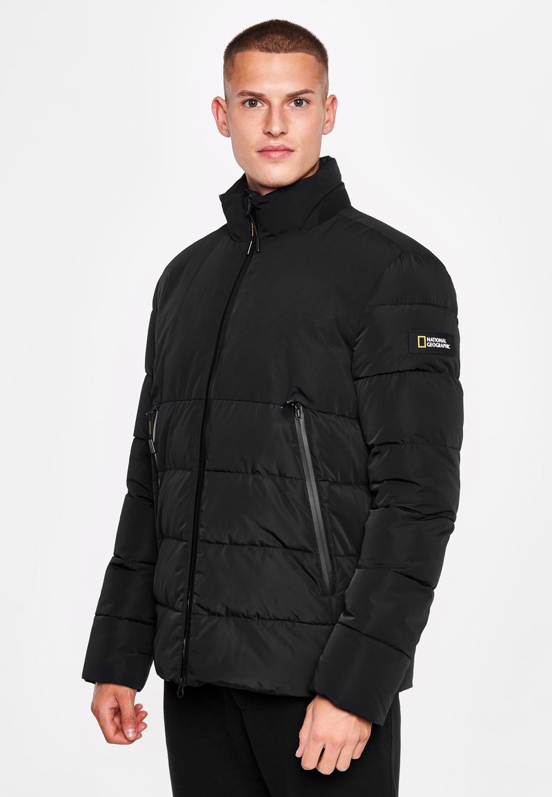 National Geographic - RE-DEVELOP - Winter jacket - black